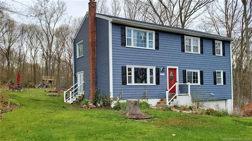 Photo of 833 Spindle Hill Road, Wolcott, CT 06716 (MLS # 170294341)