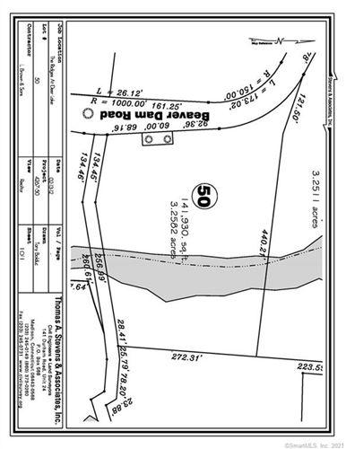 Photo of Lot 50 Beaver Dam Road #50, Killingworth, CT 06419 (MLS # 170387343)
