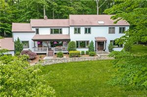 Photo of 28 Indian Valley Road, Weston, CT 06883 (MLS # 170160344)
