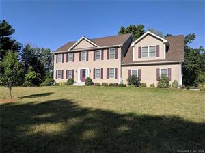 Photo of 33 Bailey Lane, Somers, CT 06071 (MLS # 170105346)