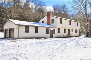 Photo of 116 West Mountain Road, Canton, CT 06019 (MLS # 170049348)