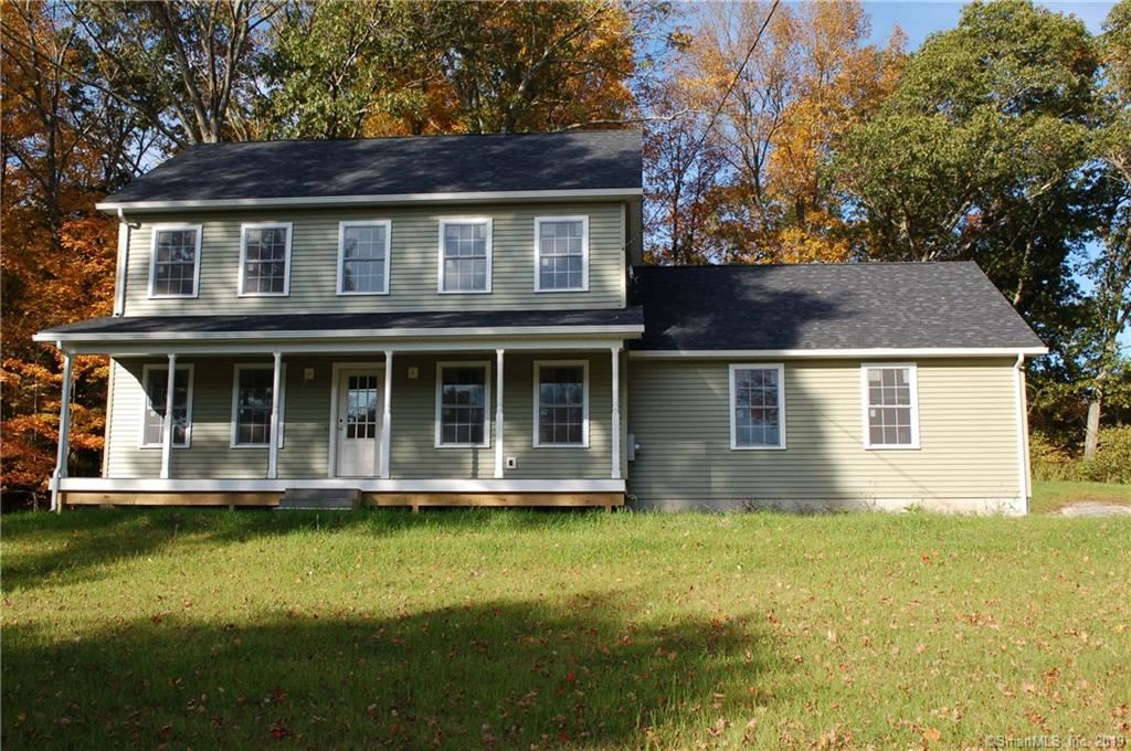 Photo for 1A West Street, Andover, CT 06232 (MLS # 170244348)