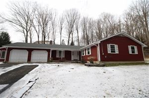 Photo of 599 Old Waterbury Road, Southbury, CT 06488 (MLS # 170051349)