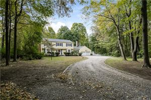 Photo of 33 Norfield Road, Weston, CT 06883 (MLS # 170139351)