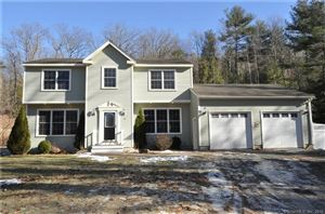 Photo of 58 Notch Road, Granby, CT 06035 (MLS # 170044352)
