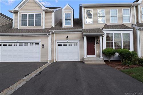 Photo of 15 Bogart Lane #15, Newington, CT 06111 (MLS # 170324352)
