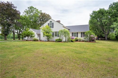 Photo of 1249 Blossom Street, Suffield, CT 06078 (MLS # 170404353)