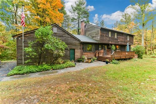 Photo of 35 Eddy Road, Barkhamsted, CT 06063 (MLS # 170344359)