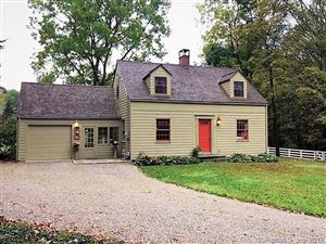 Photo of 26 Hubbell Mountain Road, Sherman, CT 06784 (MLS # 170171361)