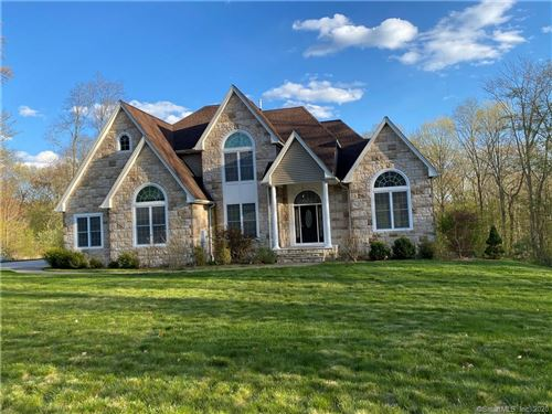 Photo of 22 Scrotton Road, Mansfield, CT 06268 (MLS # 170266362)