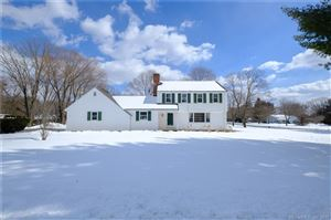 Photo of 206 West Mountain Road, Simsbury, CT 06092 (MLS # 170171364)