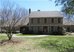 Photo of 1 Tanglewood Drive, Canton, CT 06019 (MLS # 170078366)