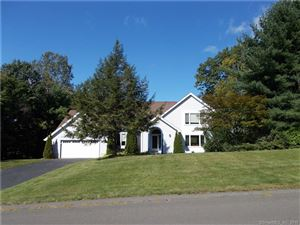 Photo of 1 Knollwood Lane, Granby, CT 06090 (MLS # 170142366)