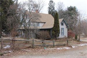 Photo of 170 Stafford Road, Mansfield, CT 06250 (MLS # 170044367)