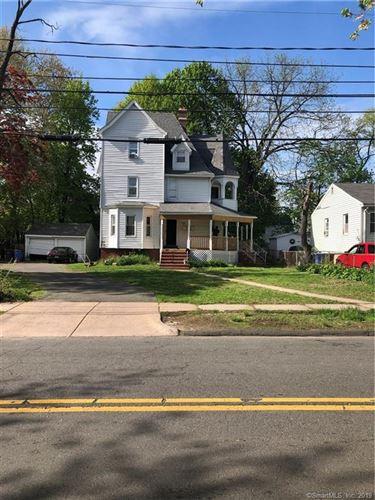 Photo of 112 Burnham Street #3, Hartford, CT 06112 (MLS # 170248367)