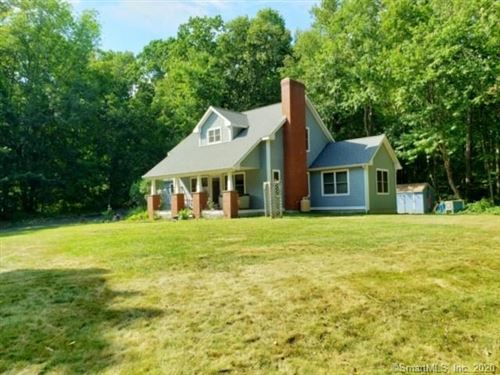 Photo of 51 Cards Mill Road, Columbia, CT 06237 (MLS # 170324367)
