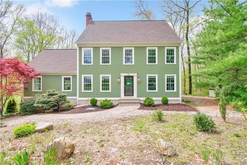 70 Pine Hill Road, Tolland, CT 06084 - #: 170396368