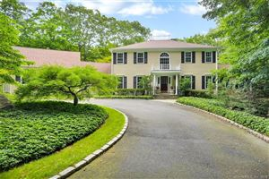 Photo of 89 South Bald Hill Road, New Canaan, CT 06840 (MLS # 170099370)