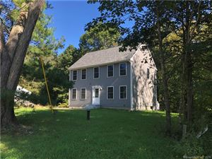 Photo of 32 2nd Street, Lebanon, CT 06249 (MLS # 170131370)