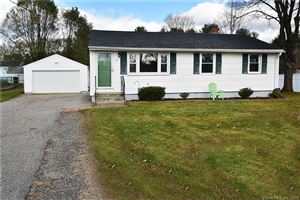 Photo of 14 Circle Drive, Mansfield, CT 06250 (MLS # 170251371)