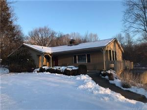 Photo of 417 North Georges Hill Road, Southbury, CT 06488 (MLS # 170142372)