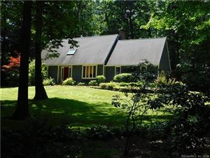 Photo of 103 Harvest Woods Road, Middlefield, CT 06481 (MLS # 170171373)