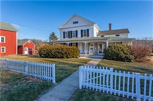 Photo of 163 Lake Road, Warren, CT 06754 (MLS # 170167374)