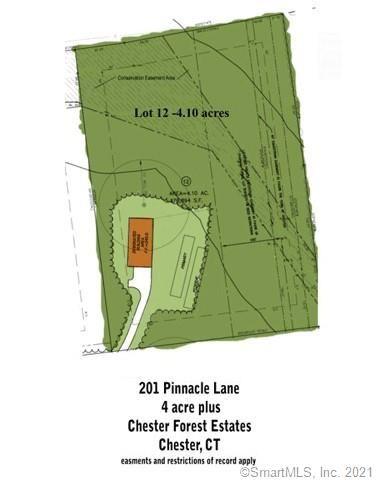 Photo of 201 Pinnacle Lane, Lot 12, Chester, CT 06412 (MLS # 170378374)