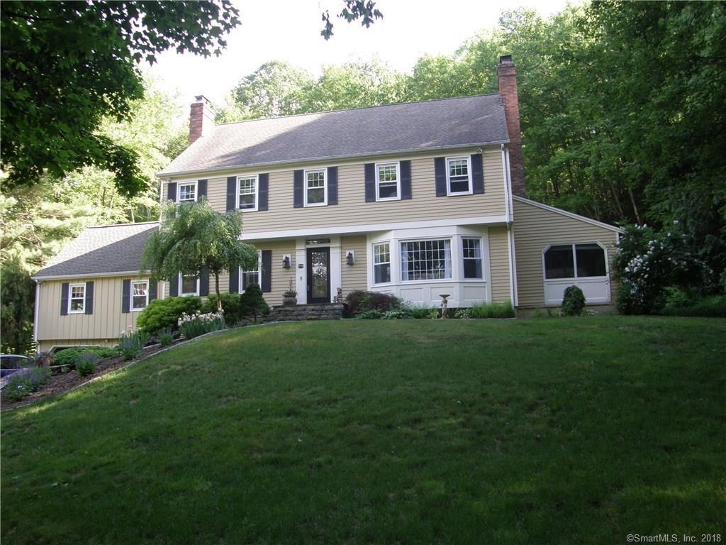 Photo for 99 Walnut Tree Hill Road, Newtown, CT 06482 (MLS # 170089375)