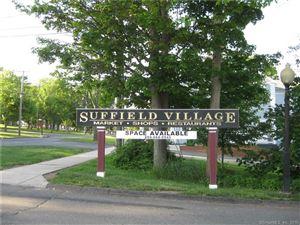 Photo of 68 Bridge Street #102, Suffield, CT 06078 (MLS # 170061376)