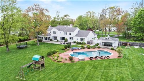 Tiny photo for 70 Dunning Road, New Canaan, CT 06840 (MLS # 170394376)