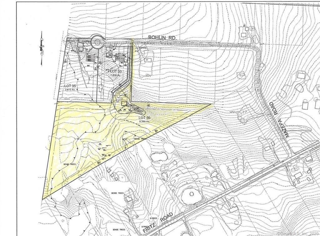 Photo of 0 Bohun Map 45 Lot 15 Road, Colebrook, CT 06021 (MLS # 170255376)