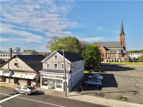 Photo of 31 Hall Avenue, Wallingford, CT 06492 (MLS # 170366378)
