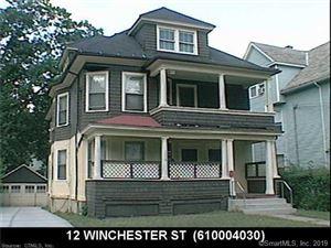 Photo of 12 Winchester Street, Hartford, CT 06112 (MLS # 170198381)