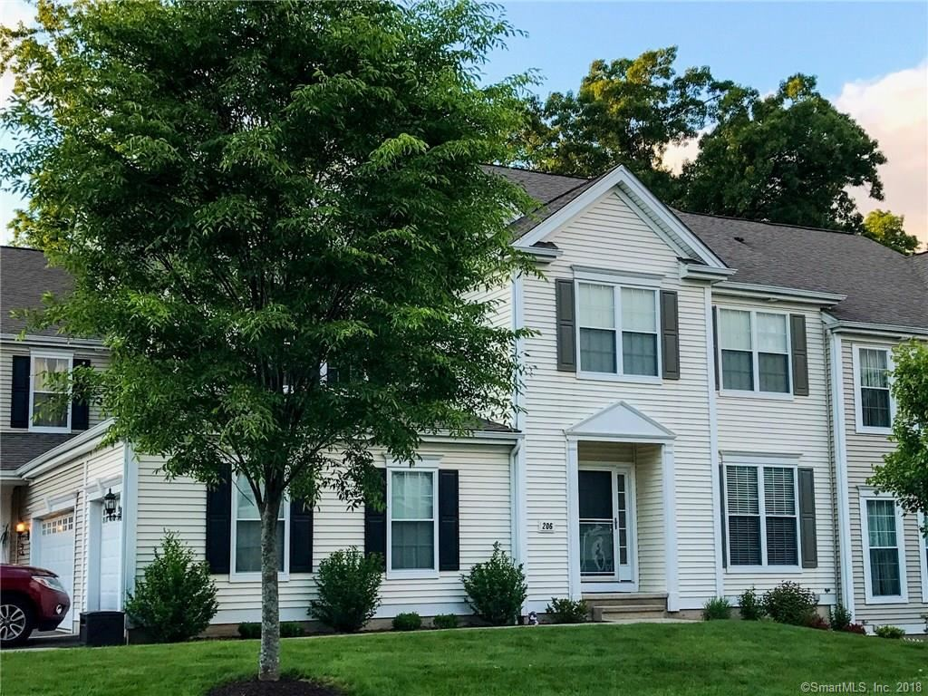 Photo for 206 Sterling Drive #206, Newington, CT 06111 (MLS # 170091381)