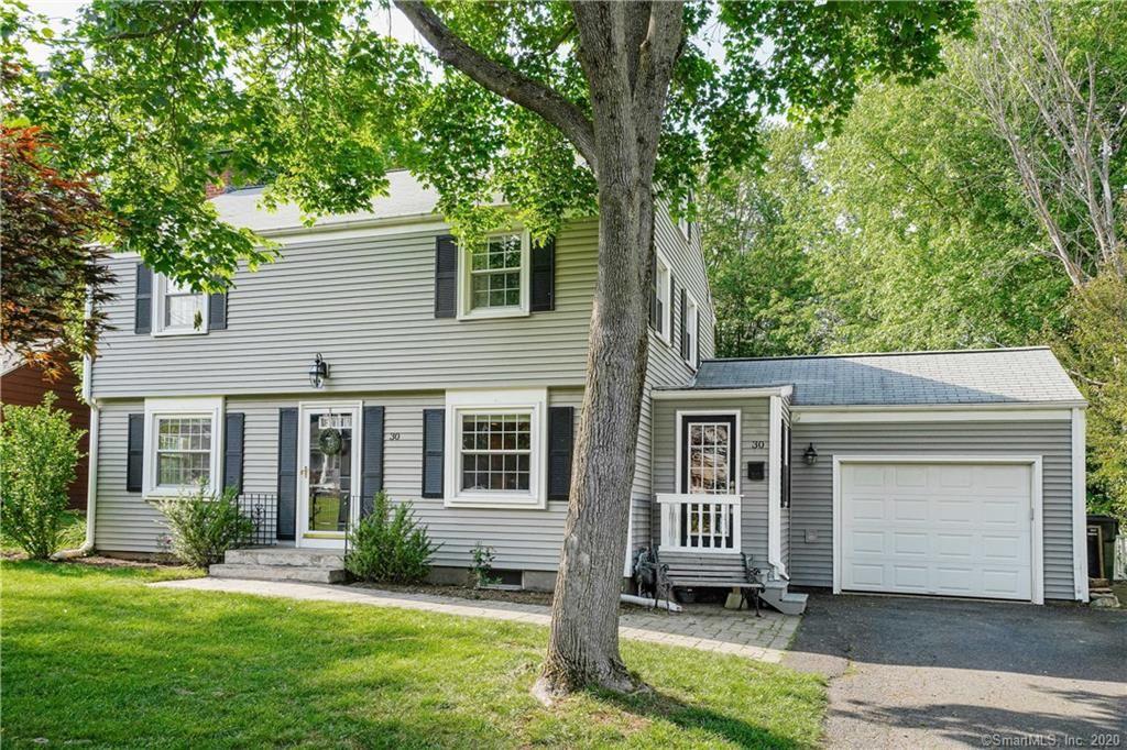 Photo of 30 Sandhurst Drive, West Hartford, CT 06107 (MLS # 170302383)