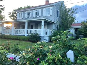 Photo of 153 Middle Beach Road, Madison, CT 06443 (MLS # 170165384)