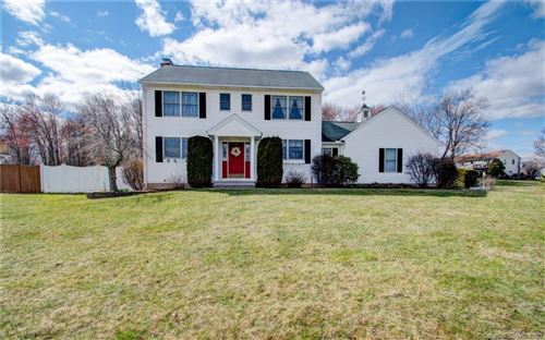 Photo of 161 East North Street, Suffield, CT 06078 (MLS # 170284384)