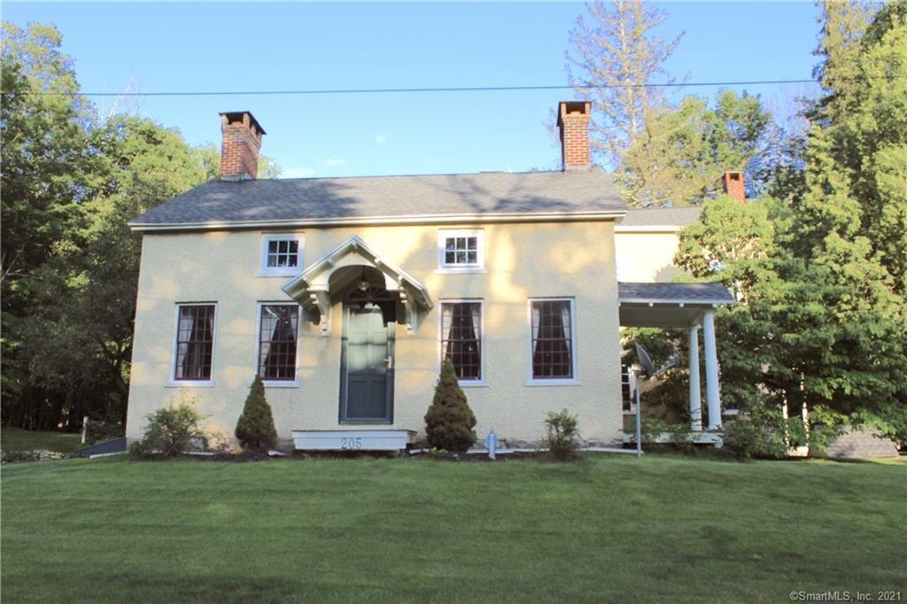 Photo of 205 Torringford Street, Winchester, CT 06098 (MLS # 170421384)