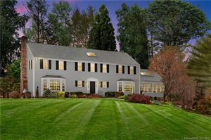 Photo of 469 Valley Road, New Canaan, CT 06840 (MLS # 170152385)