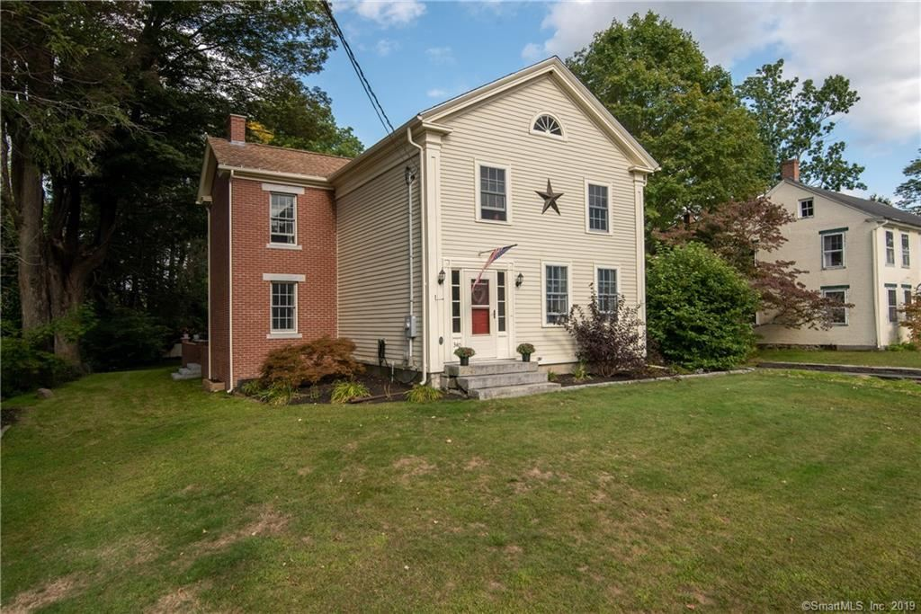 Photo for 340 Thompson Hill Road, Thompson, CT 06277 (MLS # 170234387)