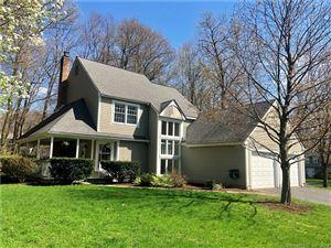 Photo of 4 Green Woods Lane, Farmington, CT 06085 (MLS # 170173388)