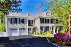 Photo of 113 Gower Road, New Canaan, CT 06840 (MLS # 170193388)