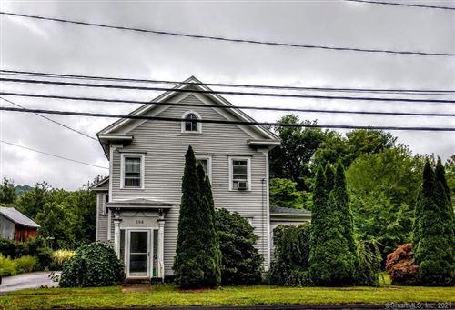 Photo of 594 Main Street, New Hartford, CT 06057 (MLS # 170398389)