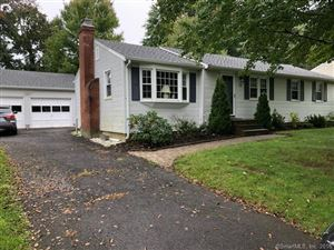 Photo of 70 Fairlane Drive, Wethersfield, CT 06109 (MLS # 170137391)
