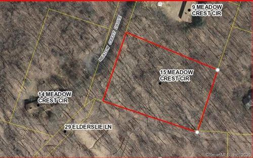 Photo of 15 Meadowcrest Circle, Woodbridge, CT 06525 (MLS # 170274392)