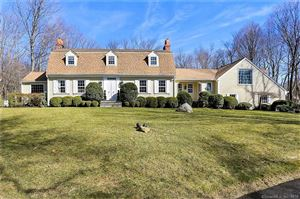 Photo of 1 Thankful Bradley Road, Redding, CT 06896 (MLS # 170052393)