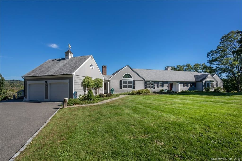 Photo for 60 Hilltop Road, Sharon, CT 06069 (MLS # 170131393)