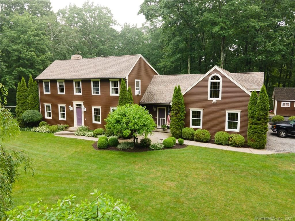 Photo of 74 Troutwood Drive, New Hartford, CT 06057 (MLS # 170422395)