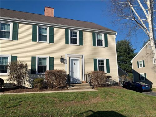 Photo of 11 Heritage Square #A, Mansfield, CT 06250 (MLS # 170321396)
